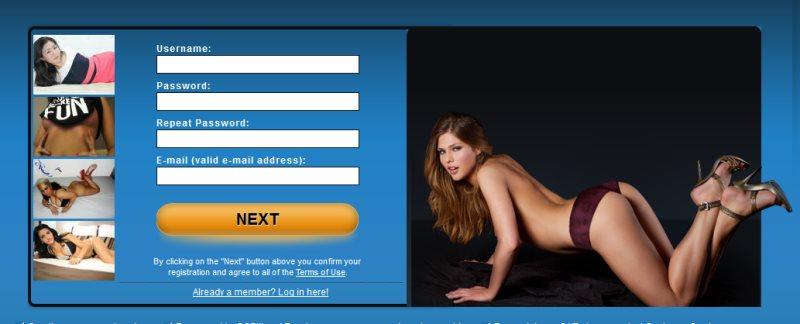 Sexier.com registration