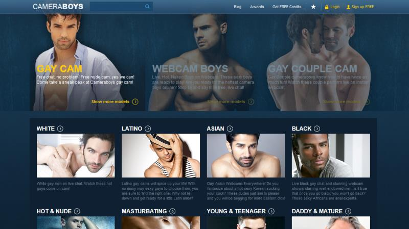 Smooth men on adult webcams