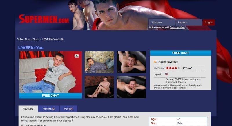 nude guy on sex cam