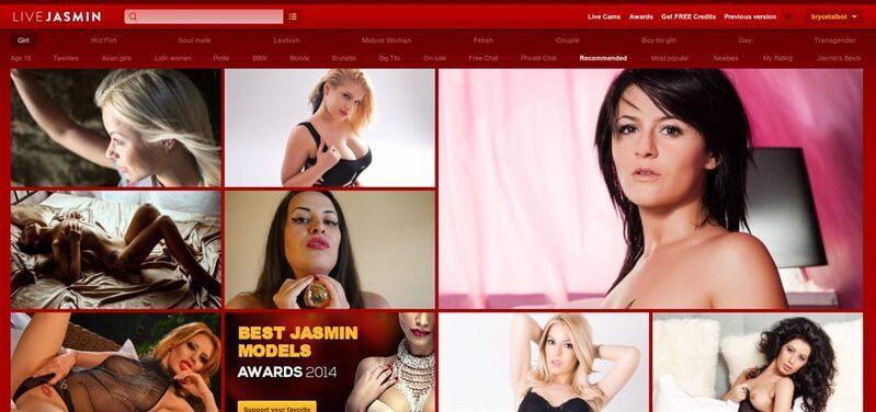 Live Jasmin Site