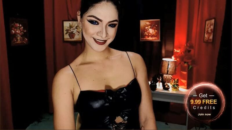 Shemale delight on MyTrannyCams.com