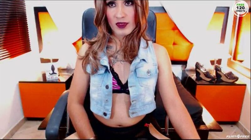 Will you flirt with me on Flirt4Free?