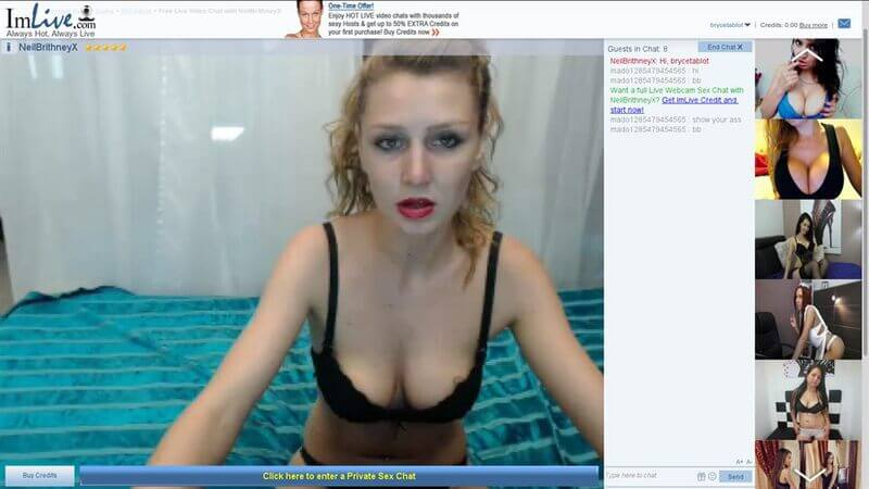 Getting to know a sexy xxx cam girl